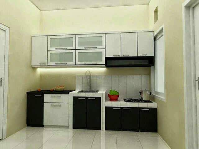 SMALL KITCHEN DESIGN IDEAS FOR BEAUTIFUL SMALL SIMPLE HOUSE