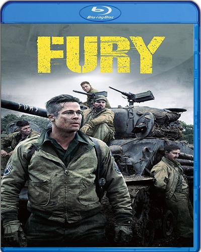 Fury [2014] [BD50] [Latino]