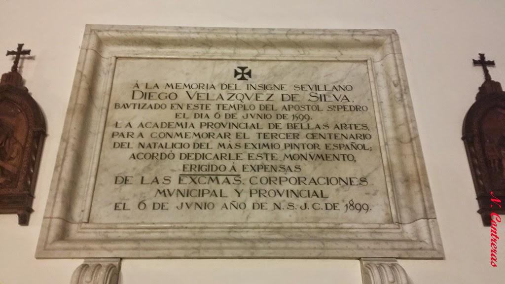 Iglesia San Pedro - Sevilla
