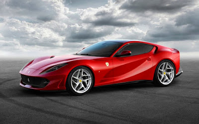 Goodbye Ferrari F12 berlinetta, Welcome 812 Superfast!