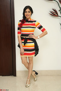 Adha Sharma in a Cute Colorful Jumpsuit Styled By Manasi Aggarwal Promoting movie Commando 2 (181).JPG