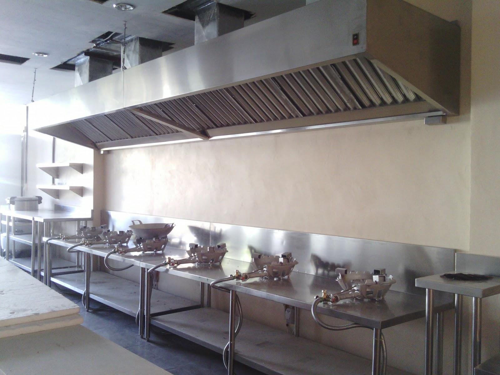 Dapur Restoran