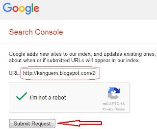 3 Cara Mudah Artikel Cepat Terindex Oleh Google