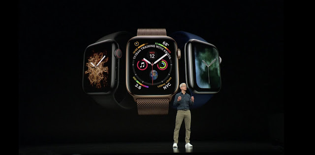 Apple Event: New Apple Watch Series 4 Announced, Everything You Need To Know