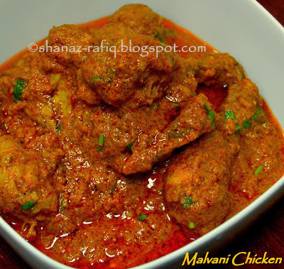 Malvani Chicken
