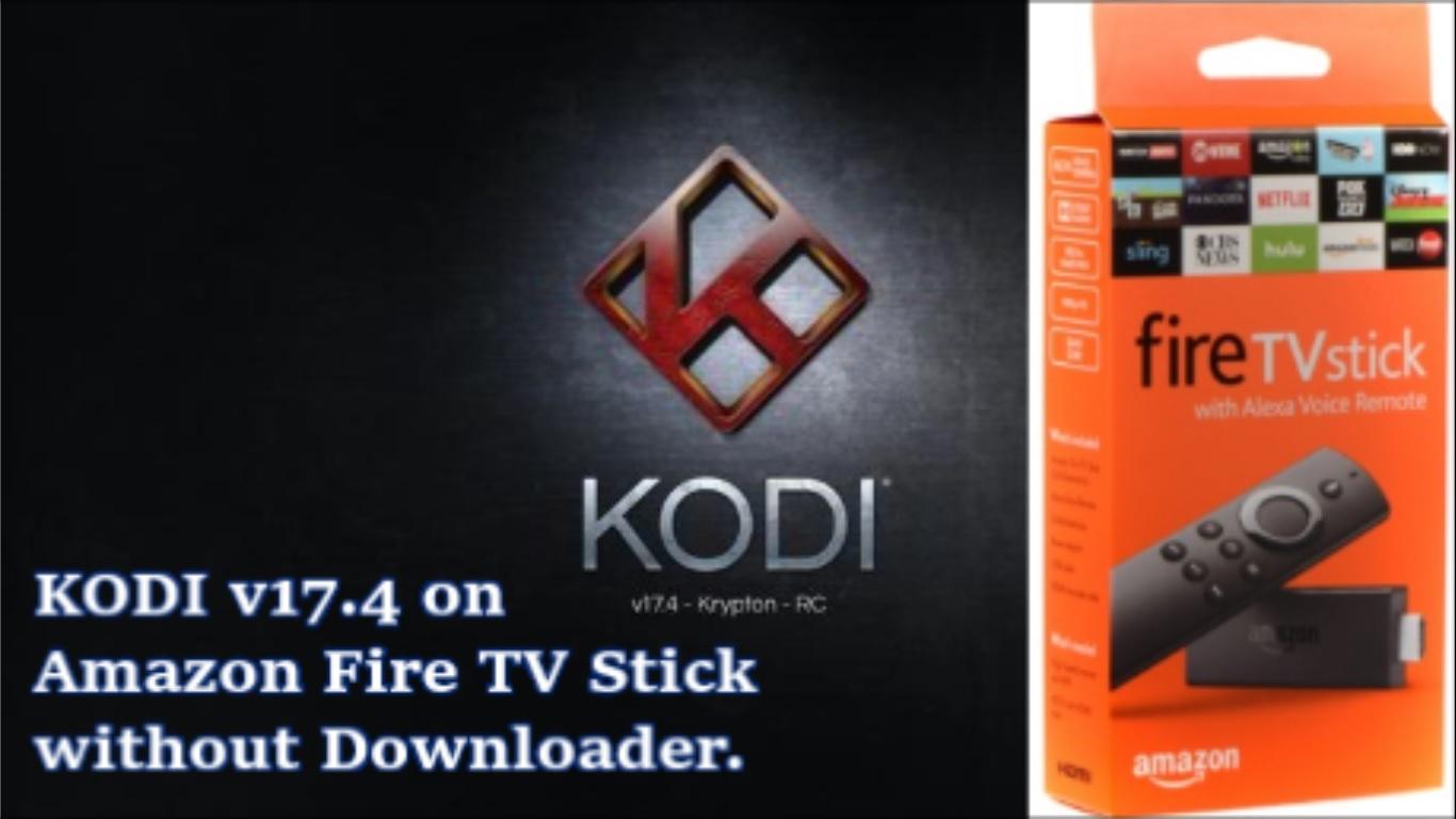 kodi app on firestick