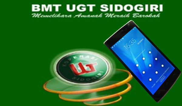 Koperasi BMT UGT Sidogiri Launching Layanan Mobile