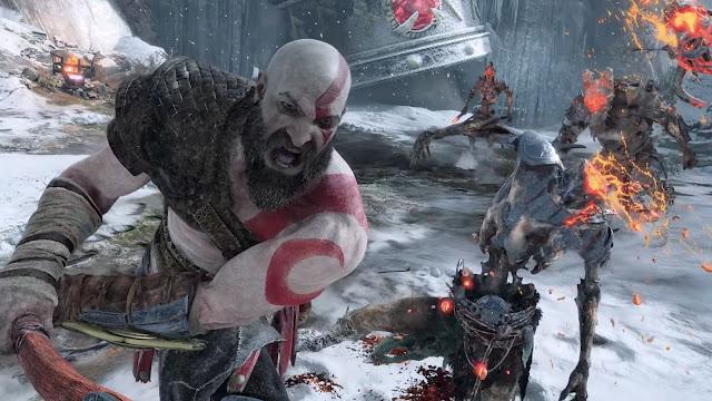 الكشف بالفيديو عن أهمية الموسيقى في لعبة God of War ونظرة عن كواليس تصميمها ( توضيح مهم ) …