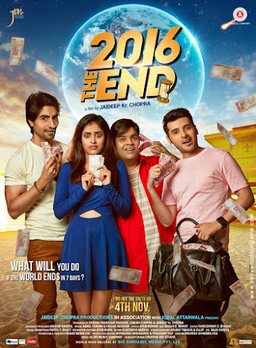 2016 The End (2016) Movie Poster