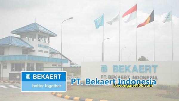 Lowongan Kerja PT. Bekaert Indonesia Mei 2019