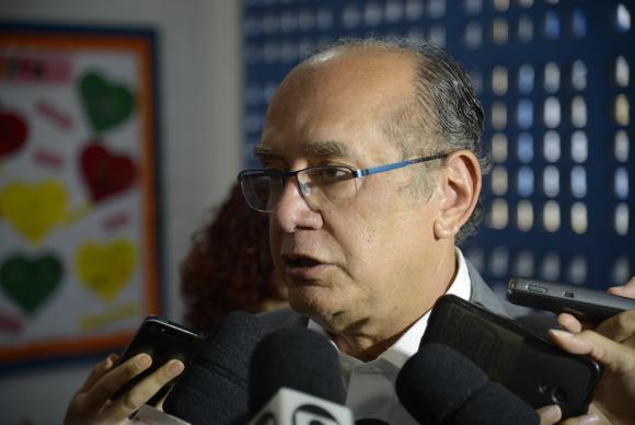 Gilmar Mendes diz que alto índice de abstenções enfraquece e debilita mandatos