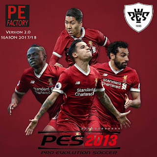 PES 2013 PESEdit Factory Patch