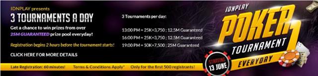 Turnamen Poker IDN di QQDomino