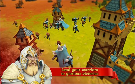 Battle Towers mod APK terbaru