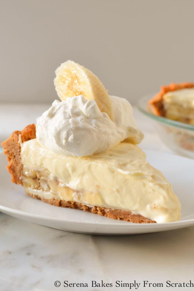 Amazingly Easy Recipes Anyone Can Make - Banana Pudding Cheesecake