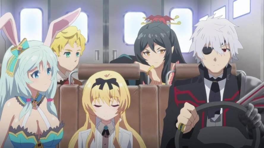 Rekomendasi Anime Isekai Terbaik di Tahun 2019