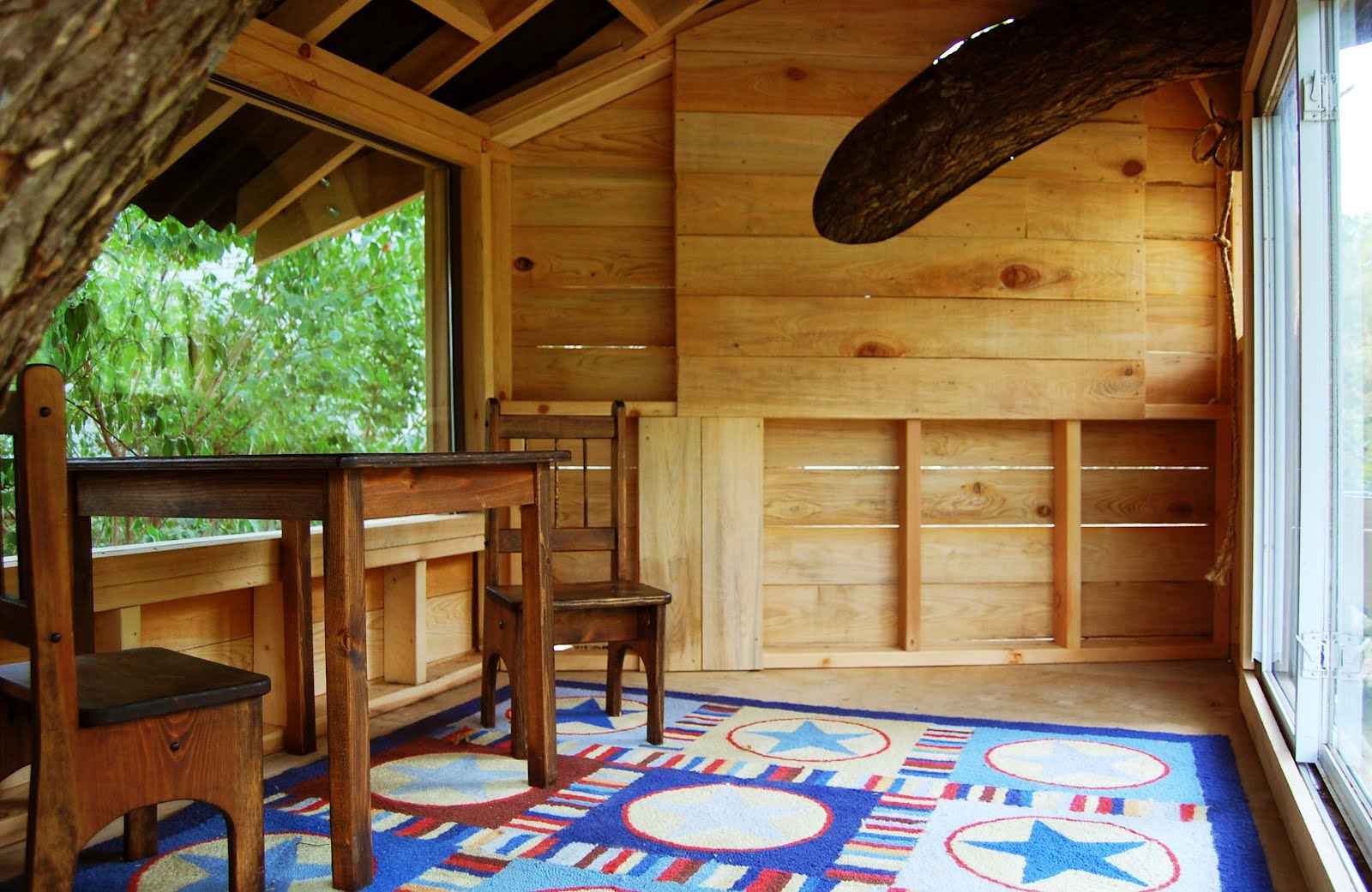 Natural State Treehouses Inc Hart Family Writer S
