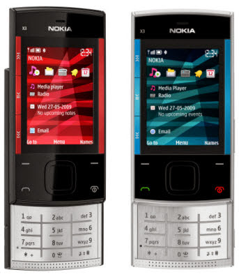 Download Firmware Nokia X3-00 RM-540 Version 11.00
