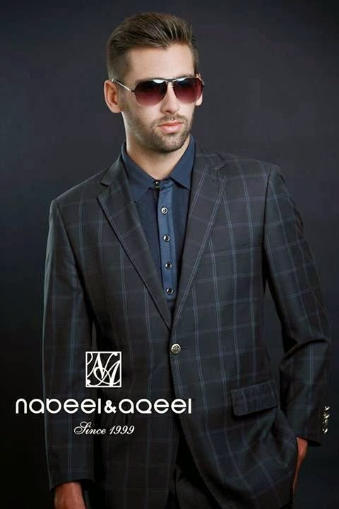 Nabeel & Aqeel Stylish Winter Collection 2015-2016 www.fashionwearstyle.com