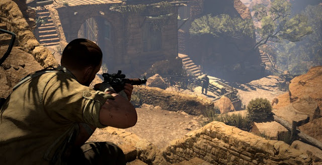Sniper Elite 4 PC Game Free Download Softonic