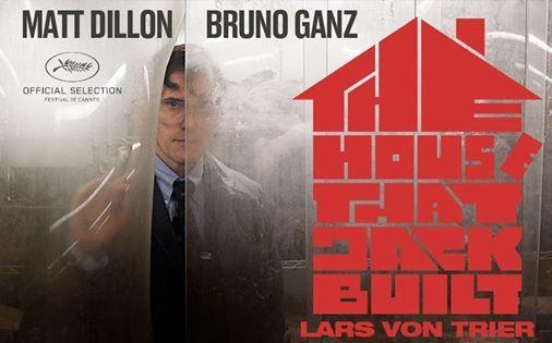 La Casa de Jack, Matt Dillon, Lars Von Trier, Critica