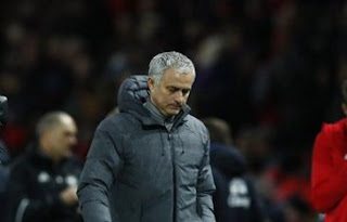 MU Imbang Lagi, Mourinho Puas dengan Usaha Para Pemain