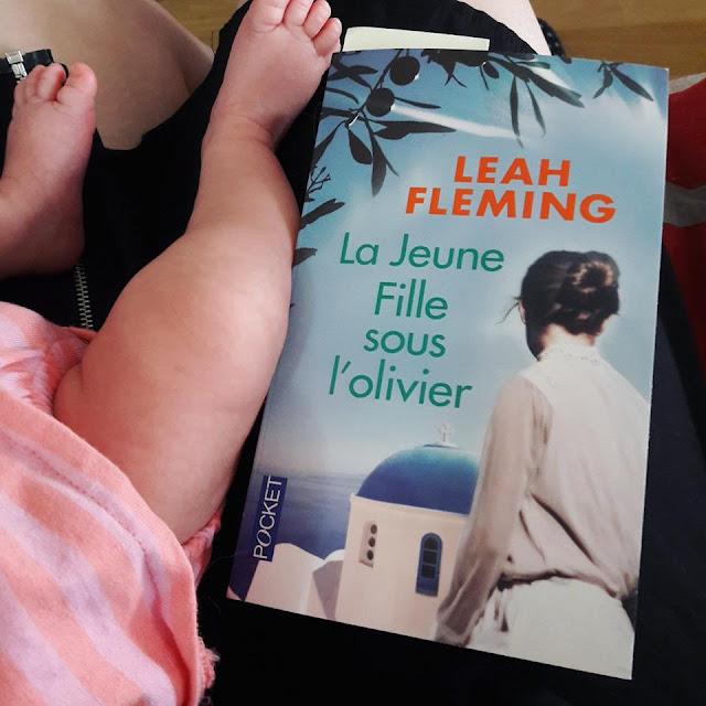La jeune fille sous l'olivier ~ Leah Fleming
