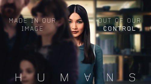 Synths strike back: Humans renewed for second series