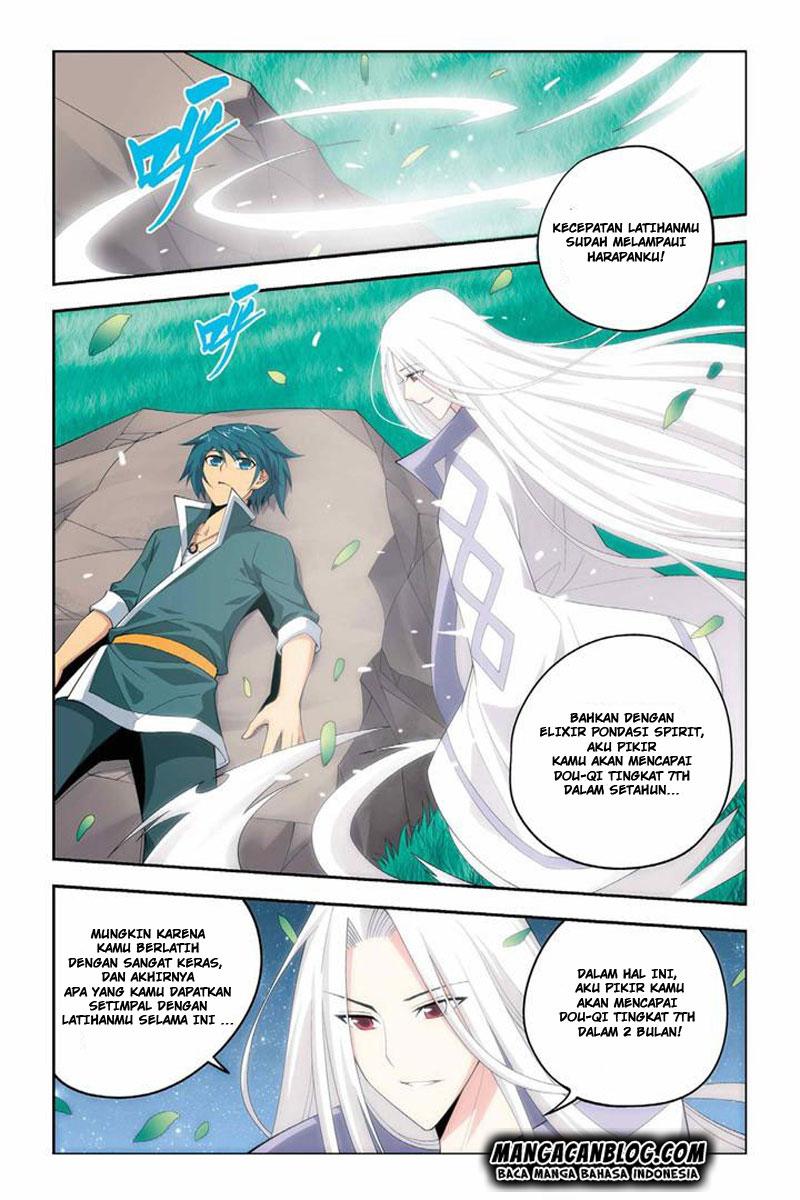 Battle Through Heaven Chapter 09-18