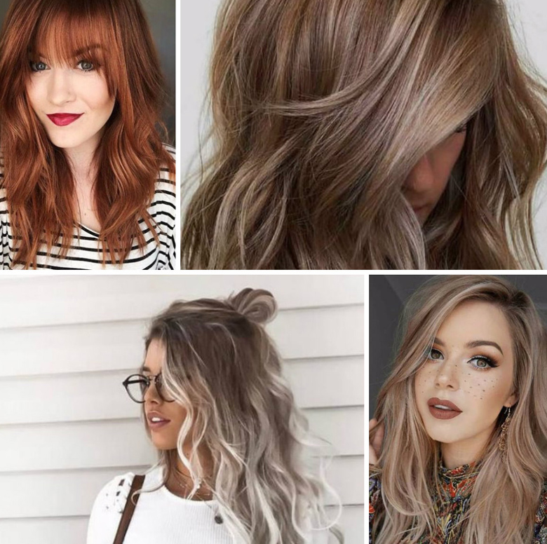 Best Hair Color Trends for 2018 | Women\'s Lifestyle