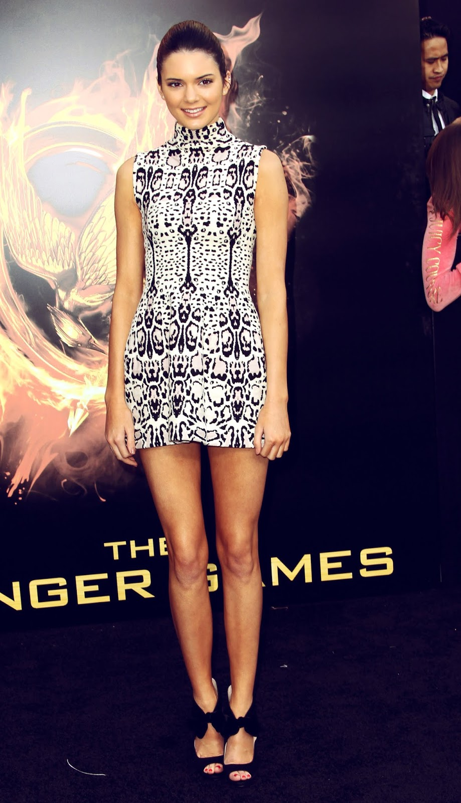 11- At The Hunger Games Los Angeles Premiere on March 12, 2012