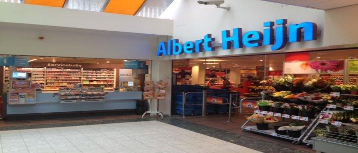 opening albert heijn supermarket