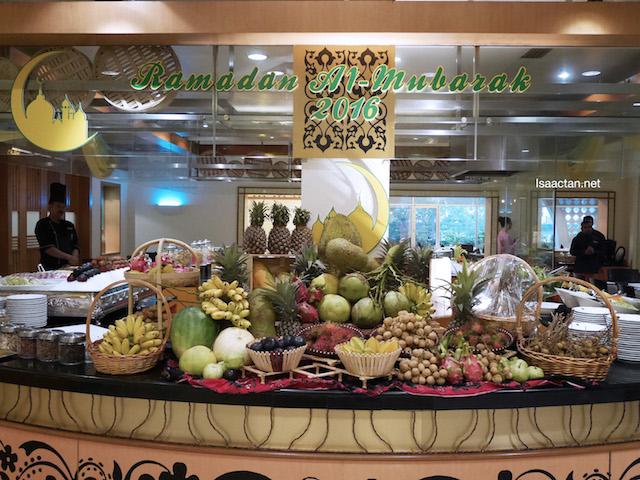 Citarasa Ramadan Buffet @ Hotel Istana Kuala Lumpur