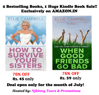 Huge Kindle Books Sale for 2 Bestsellers by Ellie Campbell