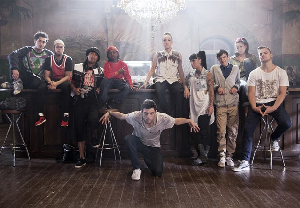 The Dance Team of Street Dance 2 Review (2012)