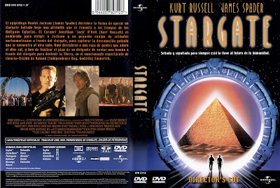 Stargate: Puerta a las estrellas 1994 | Caratula Dvd