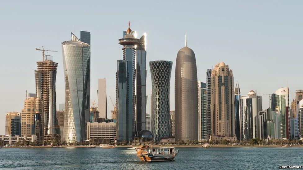 MIDEAST STOCKS-Qatar's GIS lifts market to new record