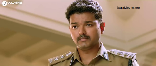 Theri 2016 720p hdrip hindi dubbed torrent download