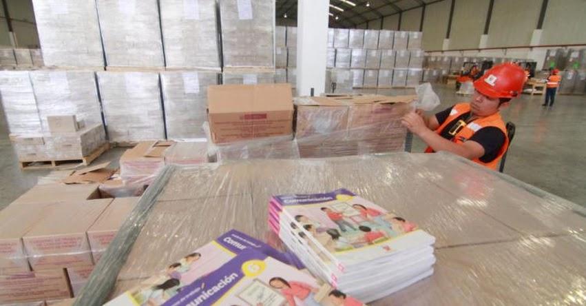 MINEDU distribuye más de 6 millones de materiales educativos en las regiones para el buen inicio del año escolar 2020 - www.minedu.gob.pe