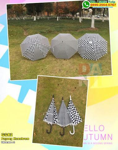 Payung Monokrom