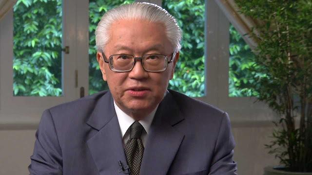Dr Tony Tan Keng Yam