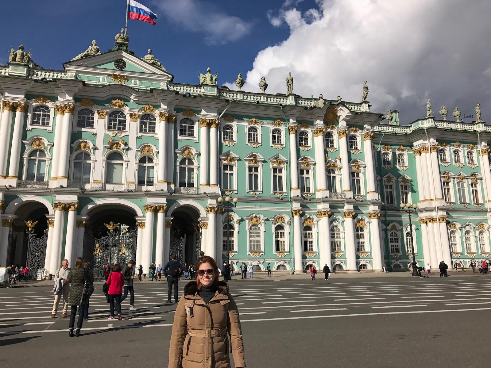 Hermitage - São Petersburgo