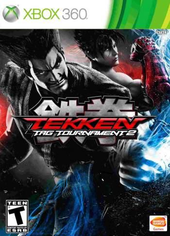 Tekken Tag Tournament 2 + DLCs (JTAG/RGH) Xbox 360 Torrent