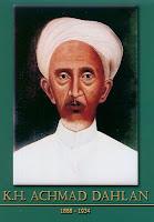 gambar-foto pahlawan kemerdekaan indonesia, KH.Ahmad Dahlan