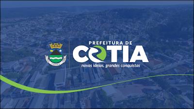 """Justiça determina que Rogério Franco retire a letra """"R"""" do logotipo da Prefeitura de Cotia"""