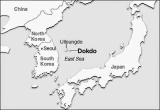 Japan's Dokdo claim