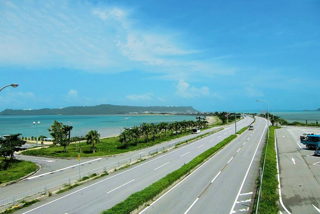 沖繩-景點-推薦-海中道路-自由行-旅遊-Okinawa-attraction-kaichu-doro-Toruist-destination