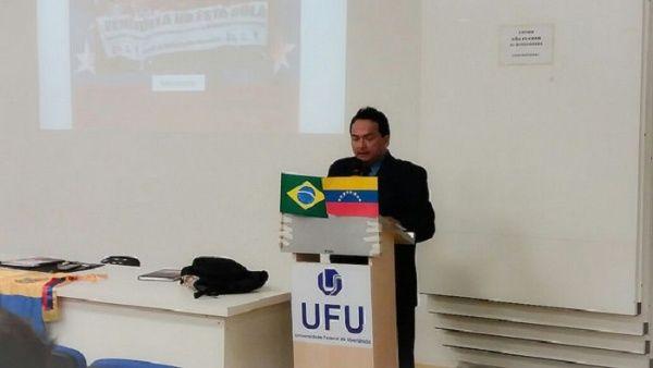 Brasil declara persona non grata a diplomático de Venezuela