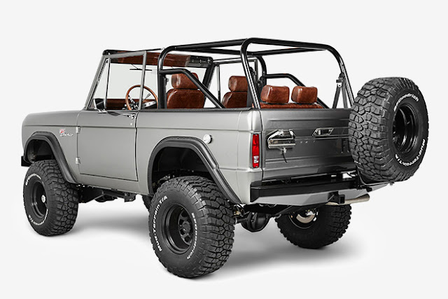 Marco Island by Classic Ford Broncos