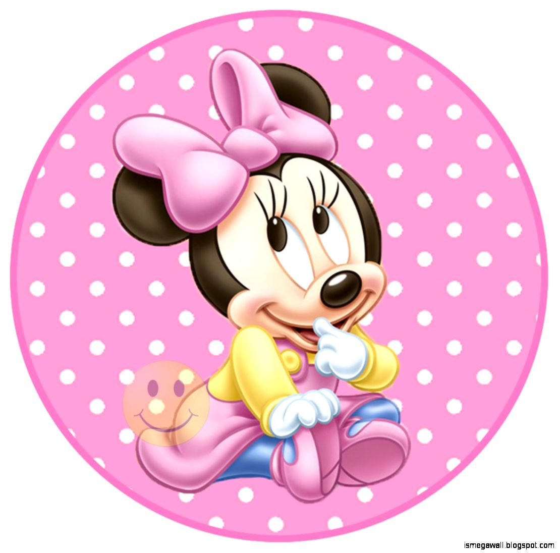 Cute Minnie Mouse Baby | Mega Wallpapers